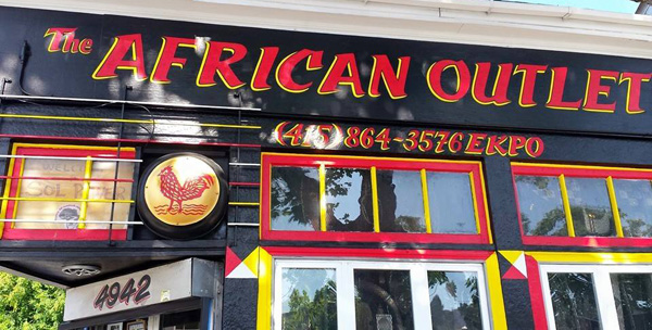 The African Outlet